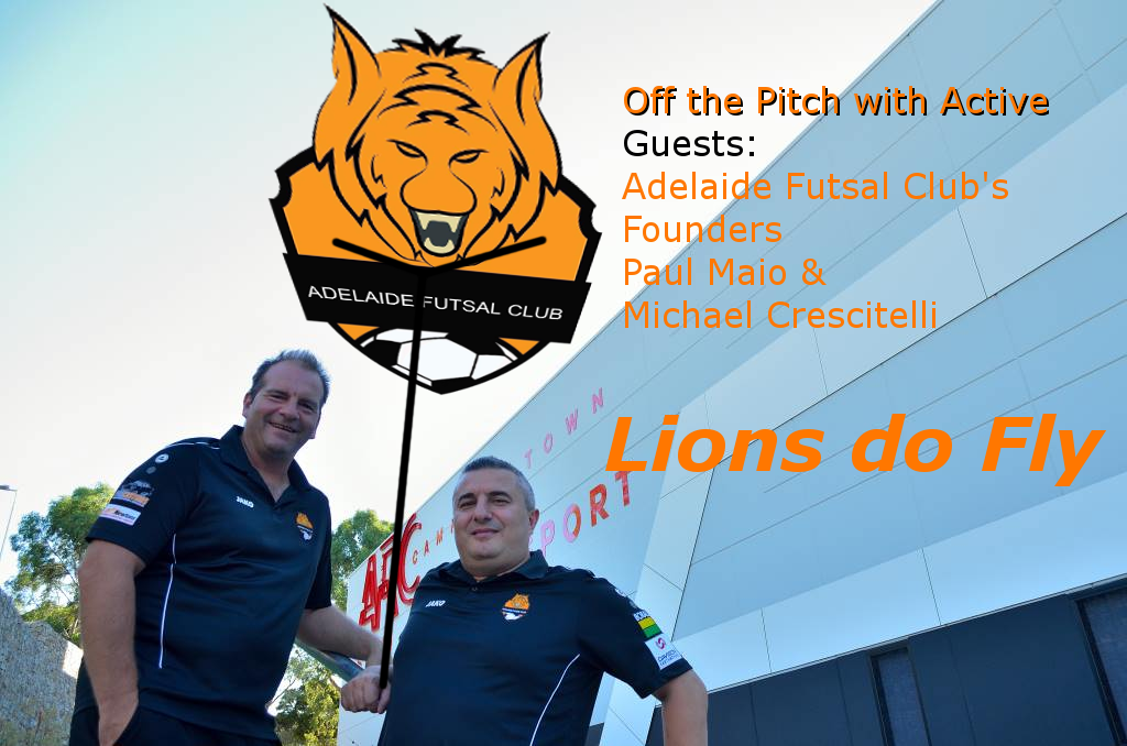 Off the Pitch with Active: Lions do fly