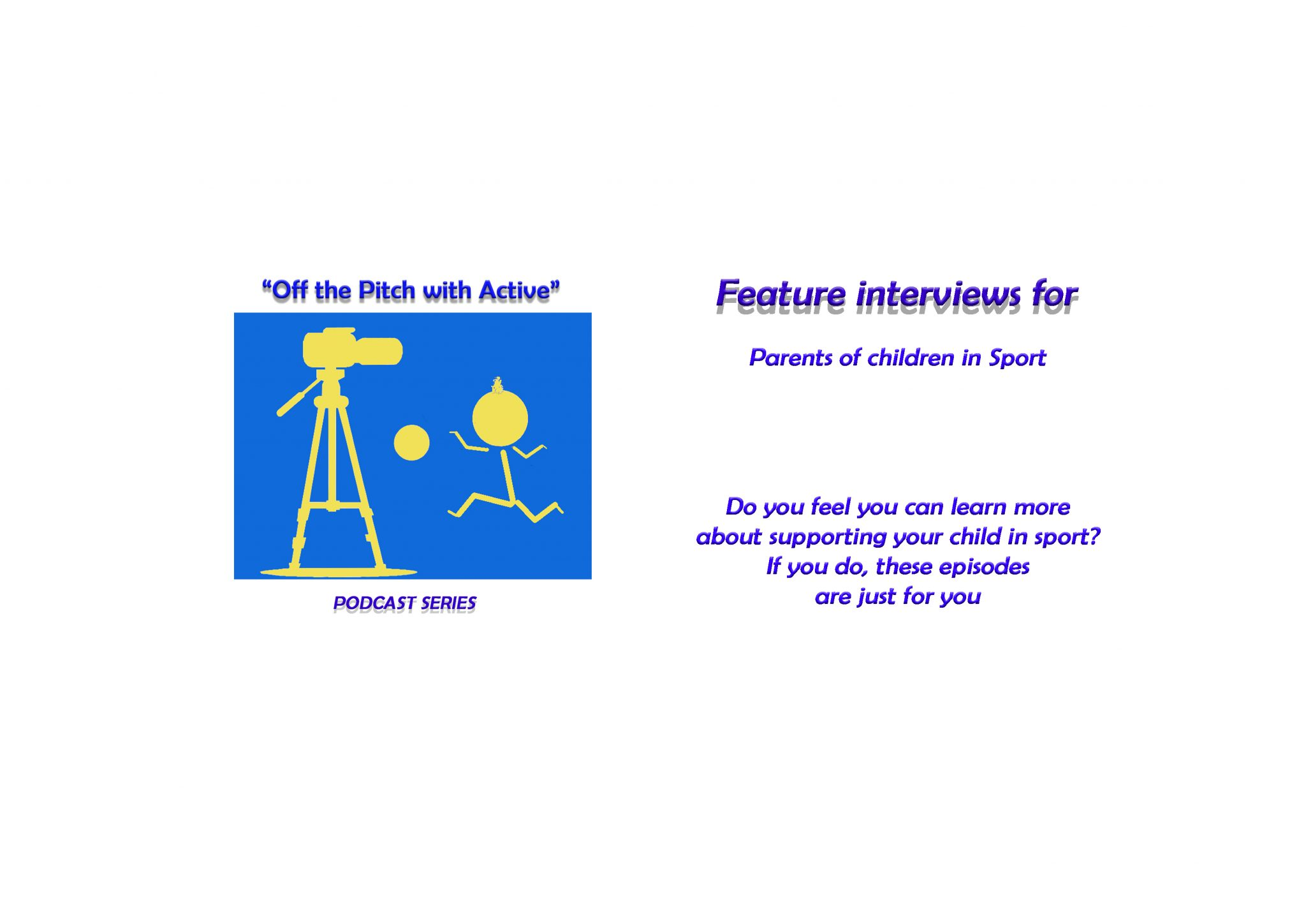 Active#016 Off the Pitch with Active: Interview with Brian Barlow, father and soccer referee in Oklahoma, US-I am not looking for your approval, but I am looking for your attention.